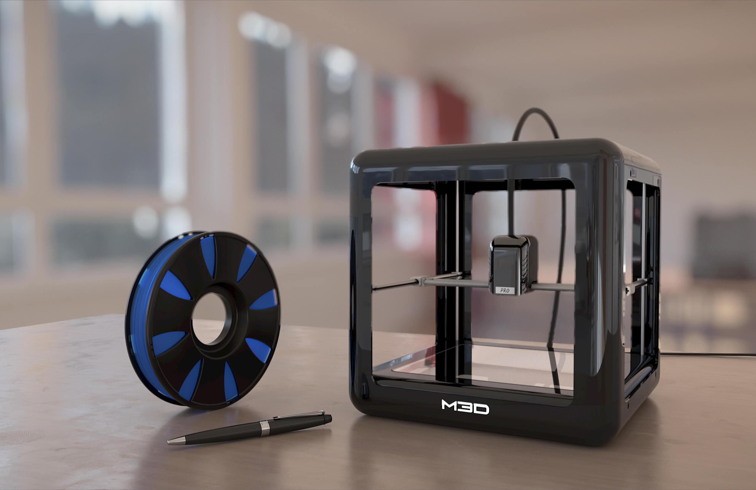 3D принтер M3D