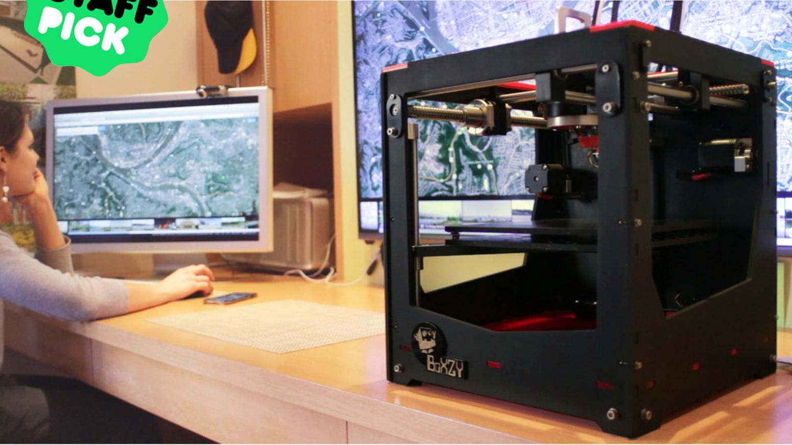3D принтер BoXZY