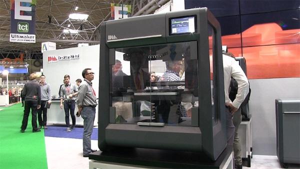 3D-принтер для изготовления металлических предметов