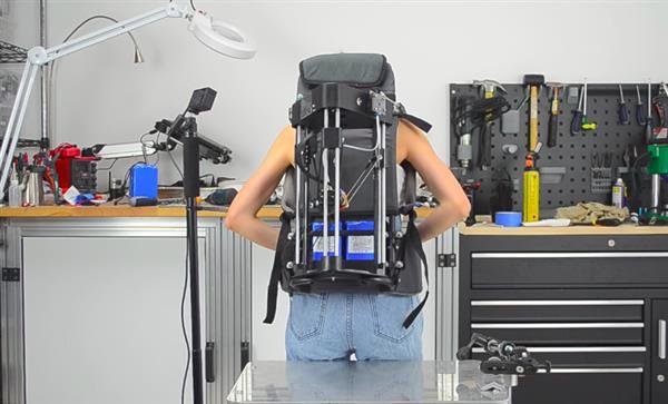 3D-принтера рюкзак