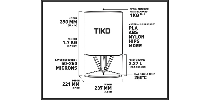 схема принтера TIKO