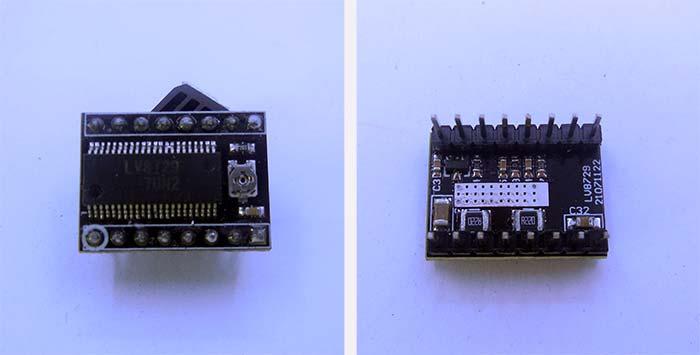 драйвер LV8729 от Lerdge Technology