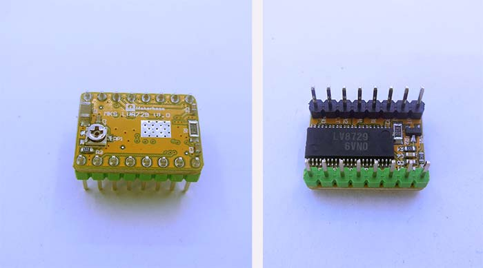 драйвер LV8729 от MakerBase Technology