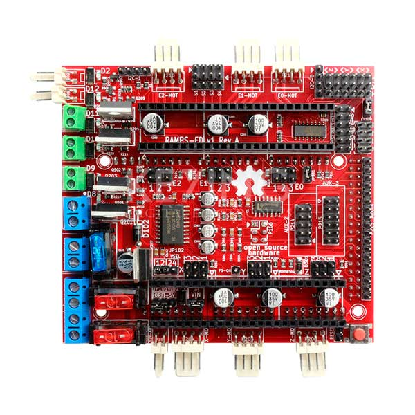 Arduino DUE с RAMPS-FD