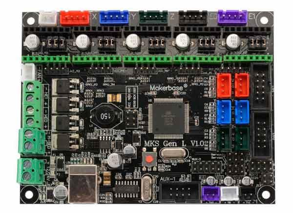 MKS Gen L V1.0  для 3D принтера