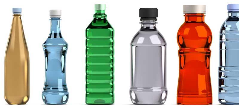 PETG бутылки