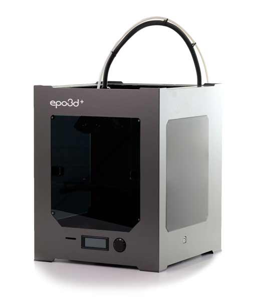3Д принтер epo3d+