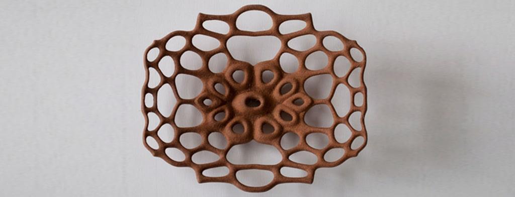 3Д печатная ваза