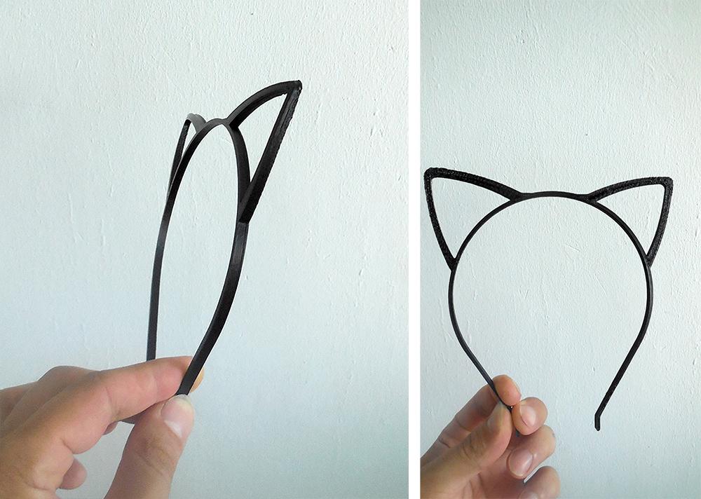3D ушки