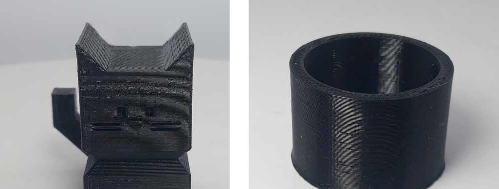 3D печать сырым пластиком